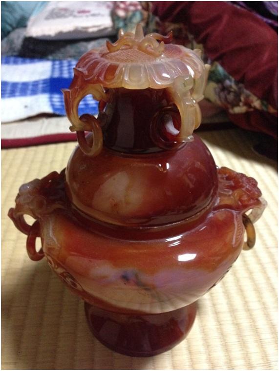 中国古代の玉、瑪瑙買取