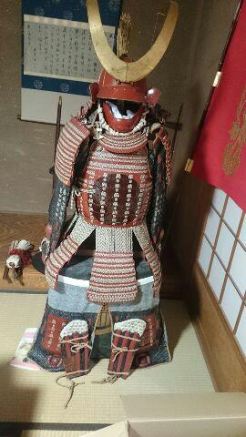 甲冑、日本刀、なぎなた買取 群馬県のお客様
