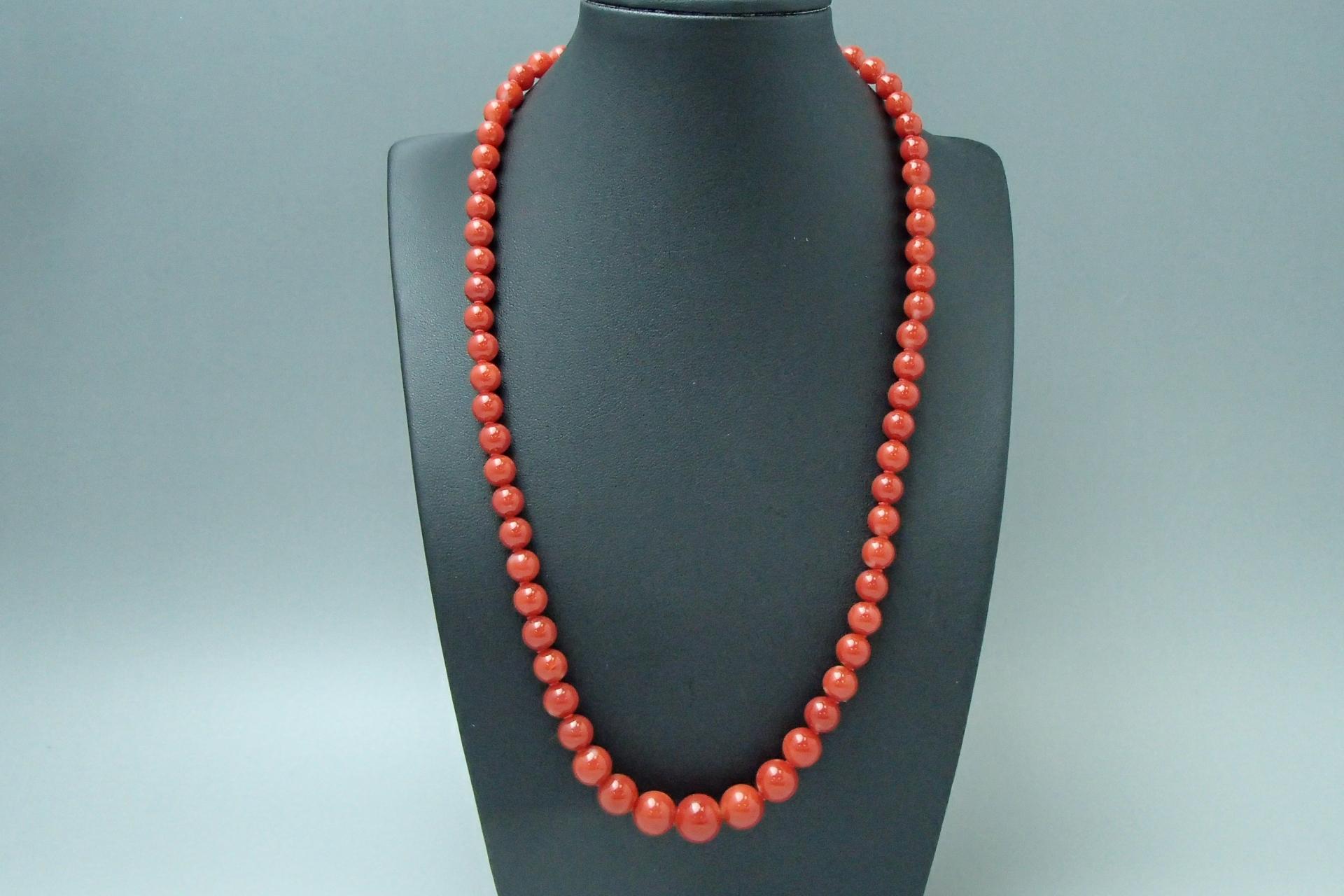 【買取額アップ!】赤珊瑚のネックレスの正しい売却の仕方