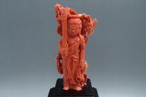 珊瑚 仏像