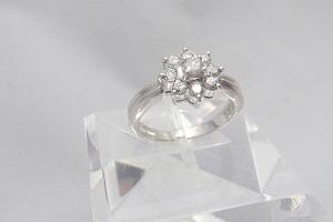 ダイヤモンドの大きさ比較!どれくらいの大きさが丁度いい!?