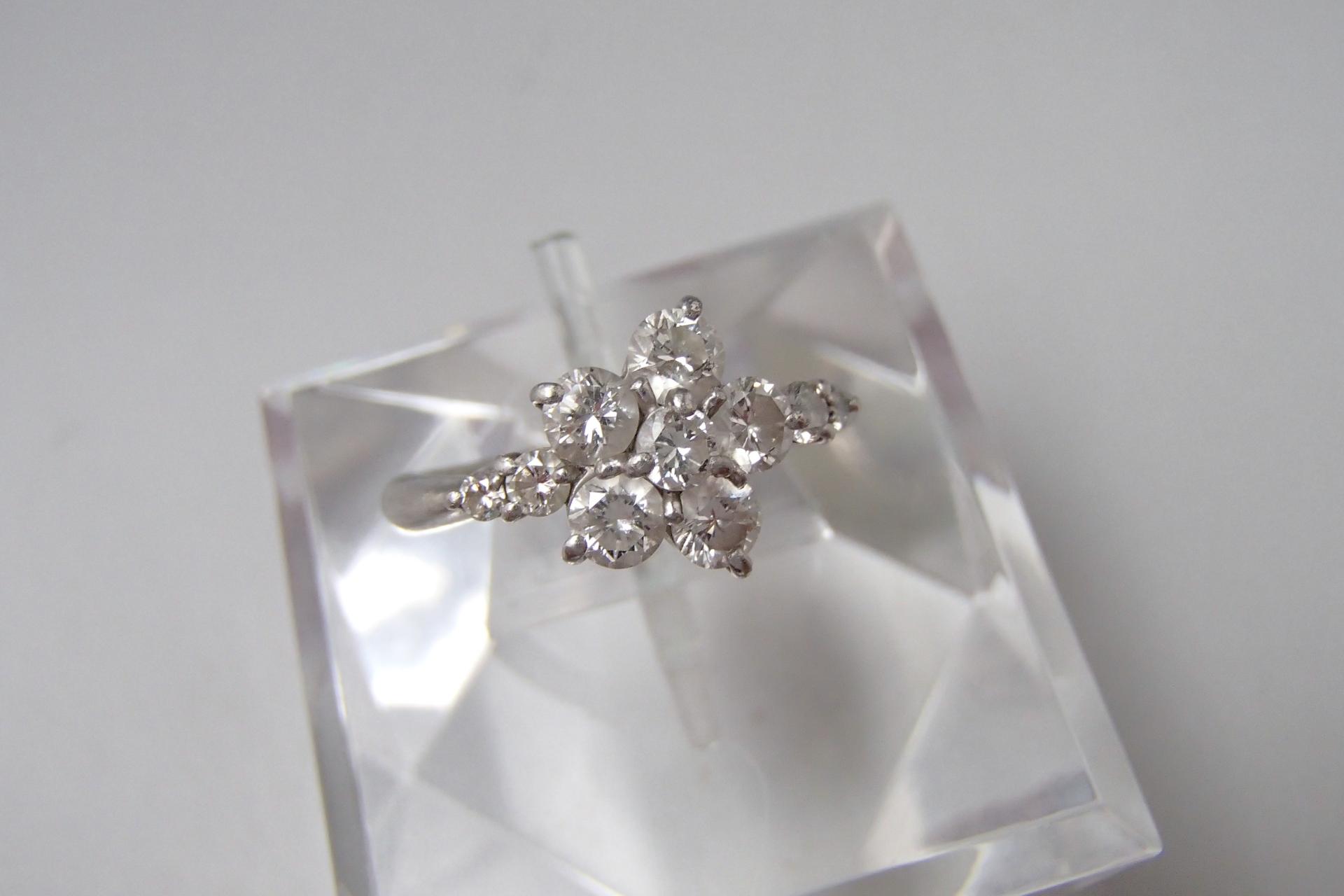 きらめくダイヤモンドの秘密はカットにあり!