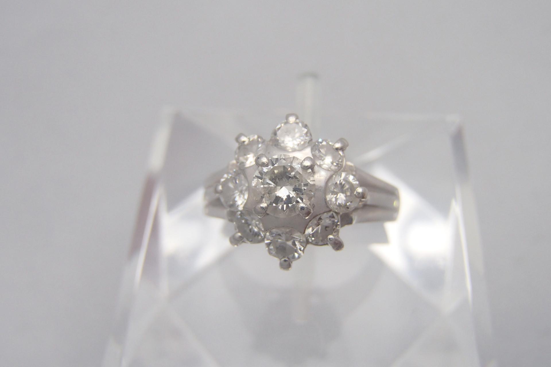 ダイヤモンドの指輪にはどんなデザインがあるの?