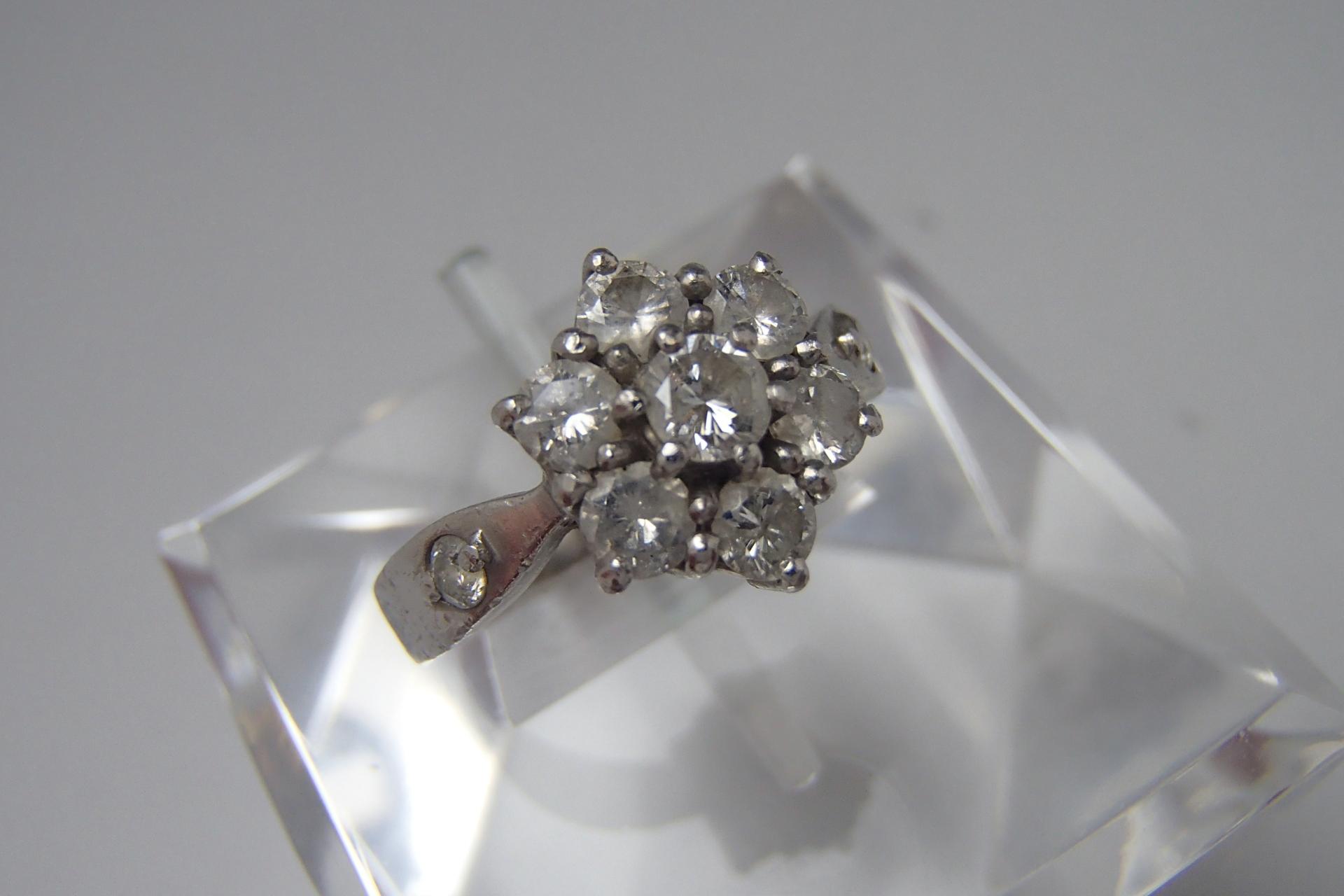 ダイヤモンドの買取価格はどのくらい?価格の推移にも注目!