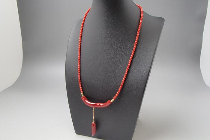 【買取実績】珊瑚ネックレスの買い取り価格をご紹介。