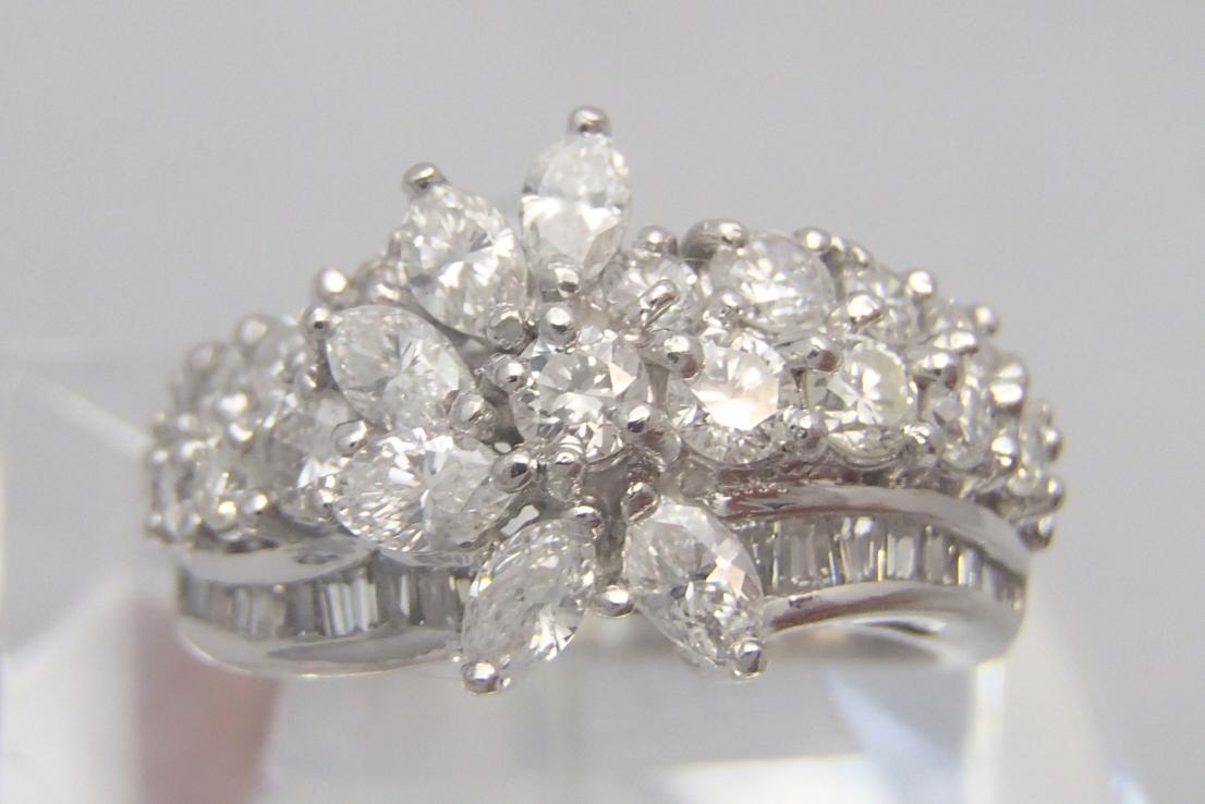 ダイヤ買取 ダイヤリング 0.6ct 東京都のお客様