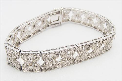 ダイヤ買取 ダイヤモンド ブレスレット 5.0ct 東京都のお客様