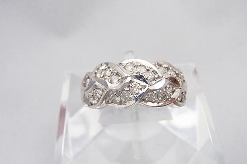 ダイヤ買取 ダイヤモンドリング 0.4ct 静岡県のお客様