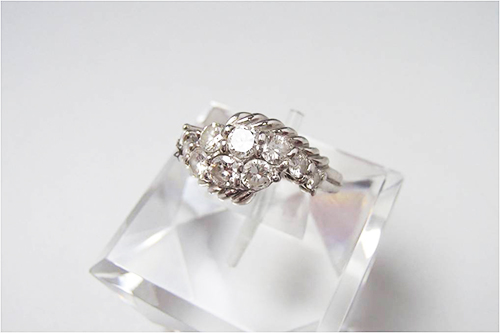 ダイヤモンド リング 1.5ct