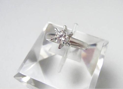 ダイヤ買取 ダイヤモンド リング 1.00ct 東京都のお客様