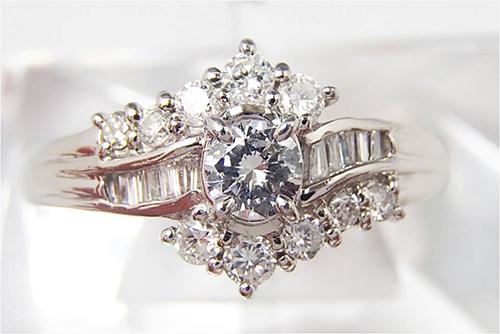 0.3カラットのダイヤモンドの値段!結婚指輪に使用されやすい?