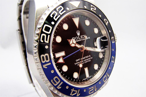 GMTマスター Ref.116710BLNR
