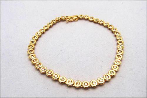 ダイヤ買取 ダイヤモンド ブレスレット 2.0ct 静岡県のお客様