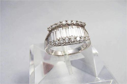 ダイヤ買取 ダイヤモンド リング 0.81ct 栃木県のお客様