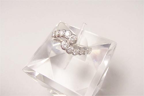 ダイヤ買取 ダイヤモンド リング 1.12ct 東京都のお客様