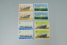 中国切手を高価買取しました。
