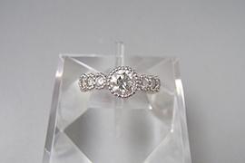 ダイヤモンドリング高価買取しました。神奈川県のお客様