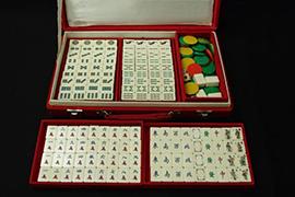 象牙麻雀牌を高価買取しました。神奈川県横浜市のお客様