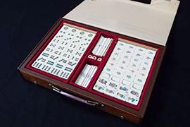 象牙麻雀牌を高価買取しました。 東京都台東区のお客様