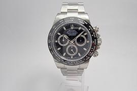 高級時計の代名詞 ロレックス デイトナ 買取しました。東京都のお客様