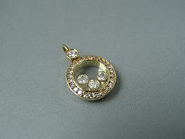 宝石の買取 ショパール ハッピーダイヤモンドトップ買取いたしました。