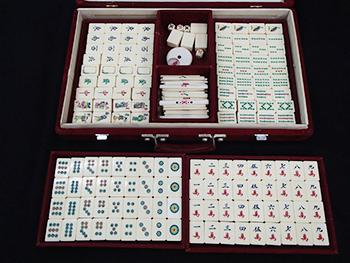 象牙 麻雀牌 無垢 買取しました。長野県のお客様。