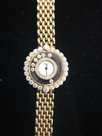 ショパールの腕時計を高価買取! ショパールのダイヤの秘密に迫る!