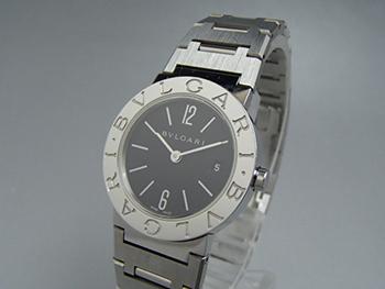 ブルガリの腕時計を高価買取!! ブルガリの時計は高く売れる??