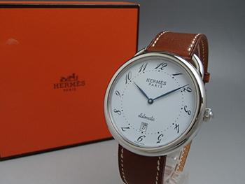 エルメスの腕時計の価値は!? エルメス腕時計の良さをご紹介!