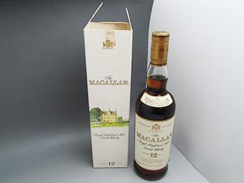 マッカランを高価買取! お酒の査定において重要なポイント3つをご紹介!