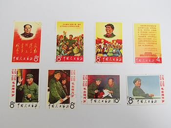 中国切手を高価買取! 中国切手の保管方法をご紹介します!!