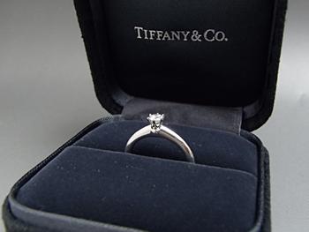 有名なティファニーのリングを高価買取! ティファニーブランドの価値は!?