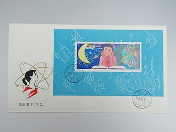 中国切手の小型シートはなぜ高額になる!?