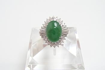 翡翠リングを高価買取! 主流の宝石ではなくても高く売れる?