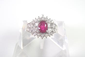 ルビーの指輪を高価買取! 指輪のお手入れ方法を詳しくご紹介します!!