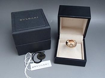 ブルガリの指輪もお手入れ方法と査定ポイントを大紹介!!