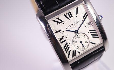カルティエ 時計