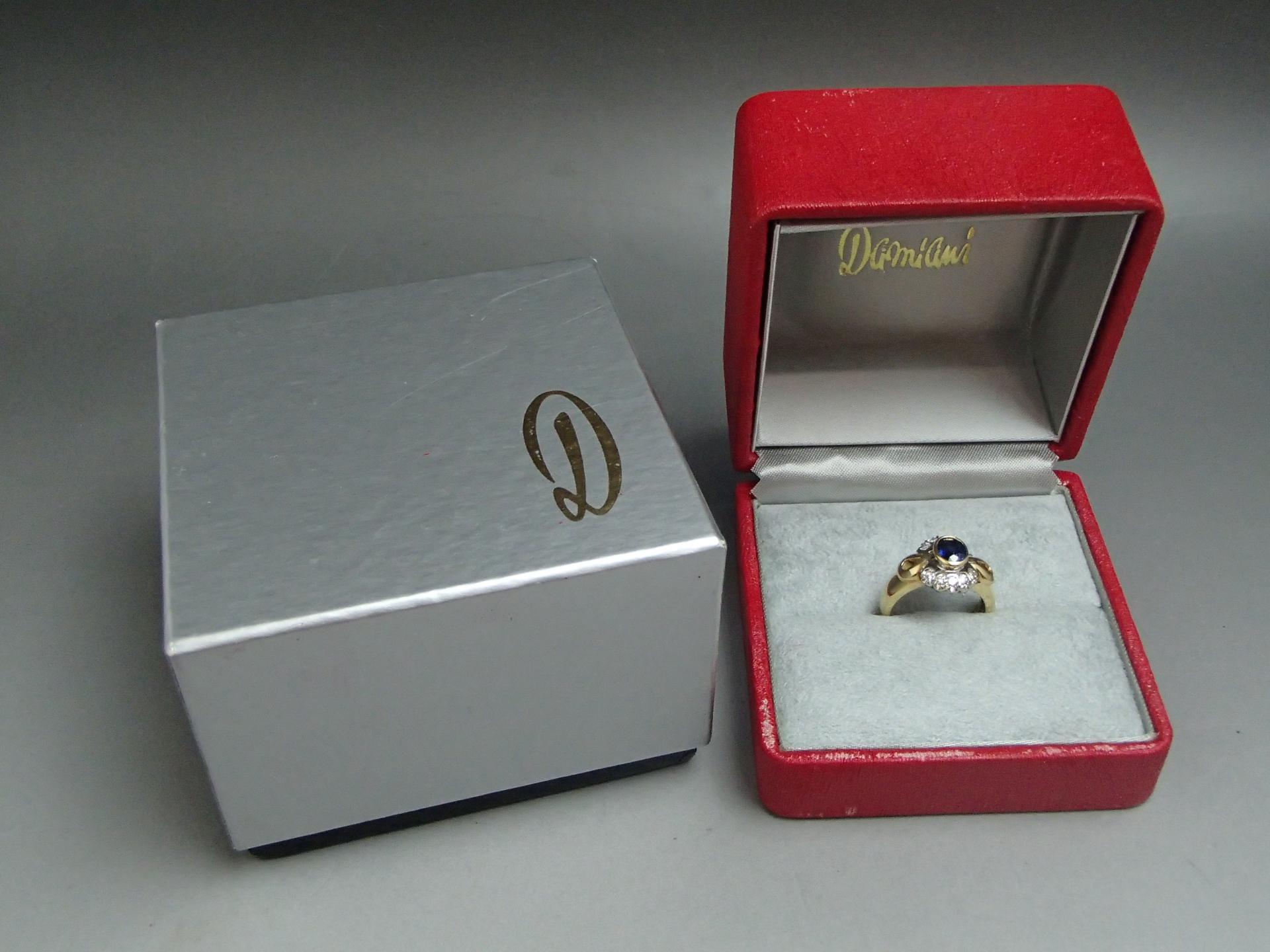 ダミアーニブランドのリングを高価買取! ブランド的価値はつくの??