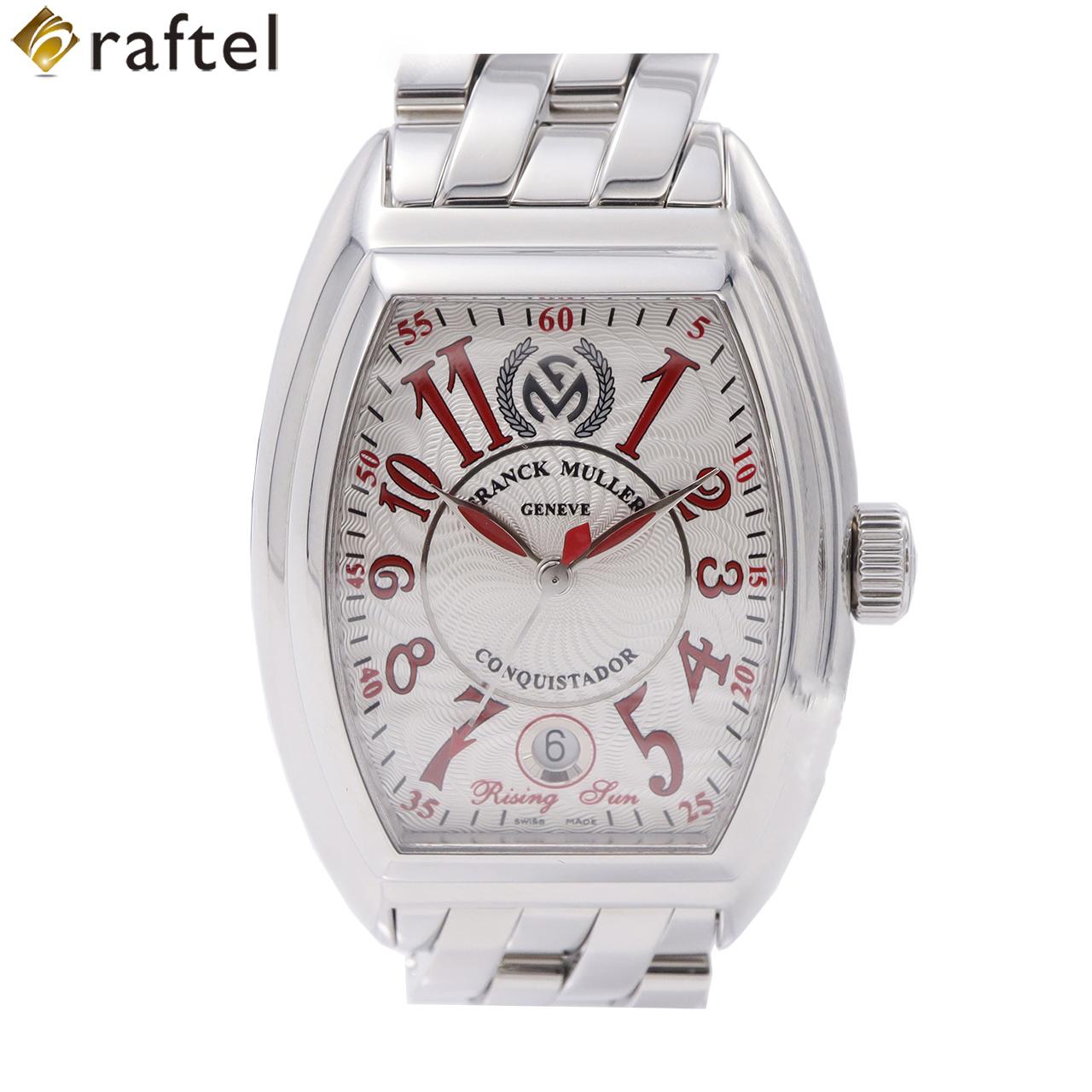フランクミュラーは全ての時計が派手なデザインなの??