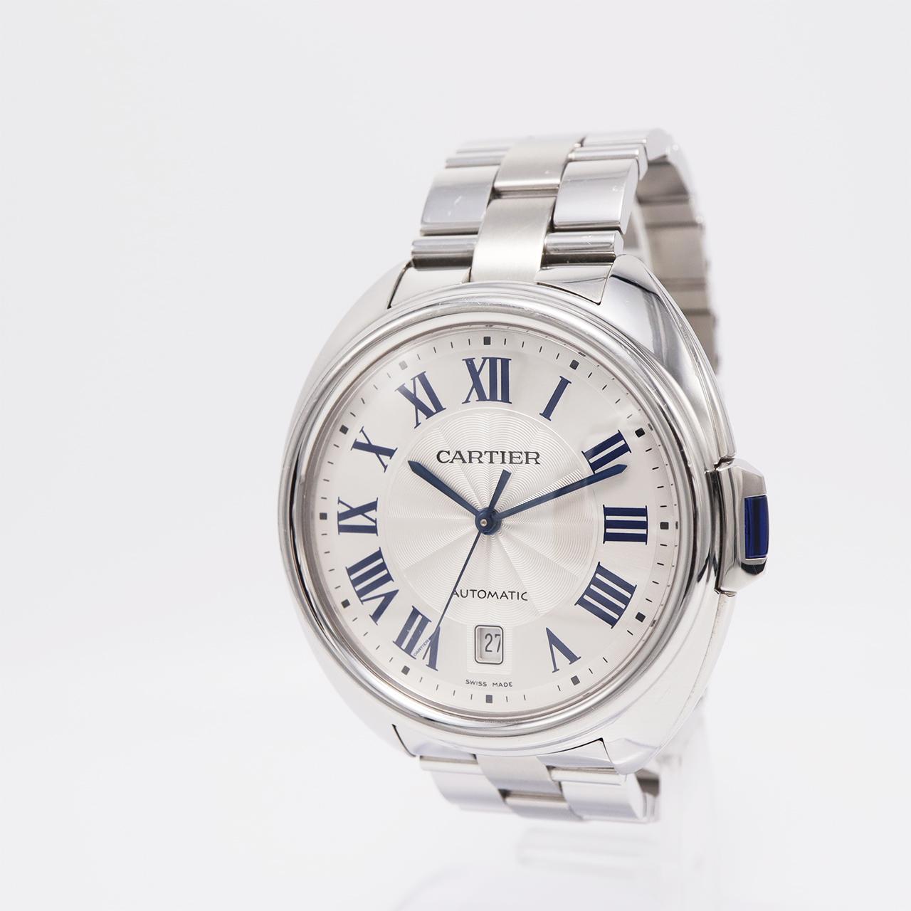 カルティエはアクセサリーのイメージが強いが時計は高く売れる??