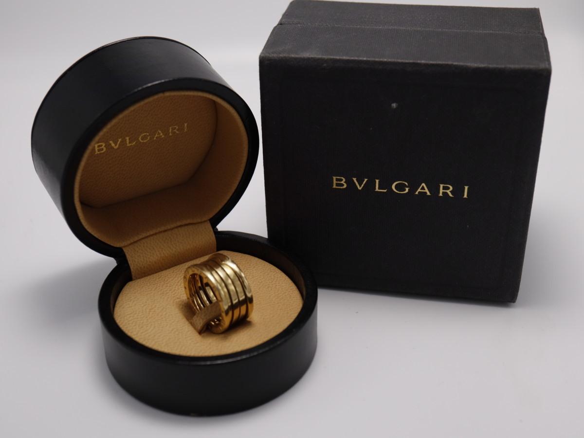 【買取実績】ブルガリの有名なリングを高価買取!