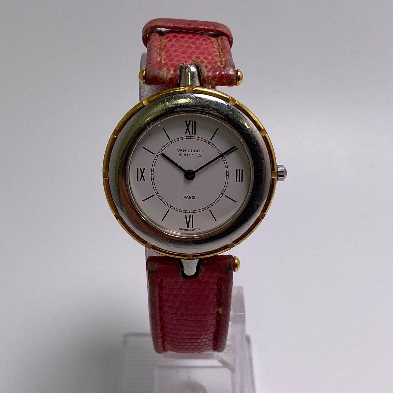 ヴァンクリーフアーペルの時計を買取! 東京都のお客様