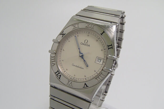 オメガの時計を高額買取しました! 石川県のお客様