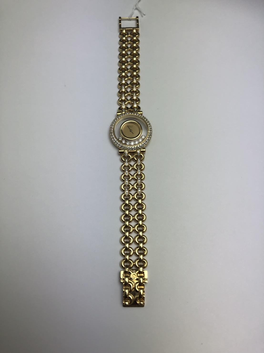 ショパールの時計を高額買取しました! 東京都のお客様