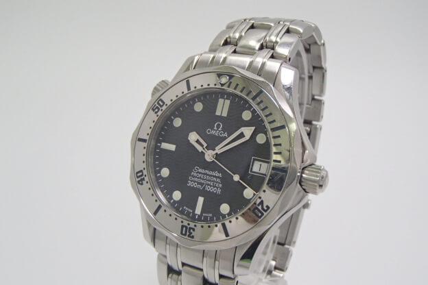 オメガの時計を高額買取しました! 山梨県のお客様
