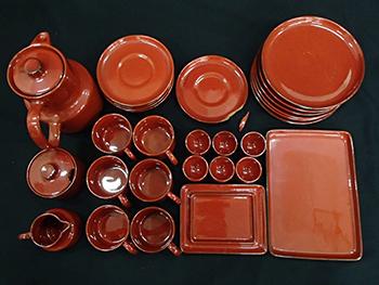 メリタの陶器を高額買取しました! 山梨県のお客様