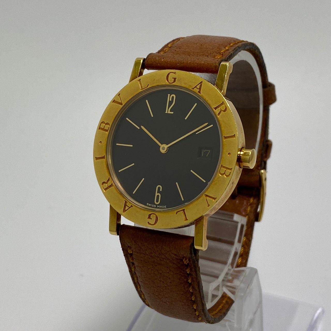 ブルガリの時計を高額買取しました!埼玉県のお客様