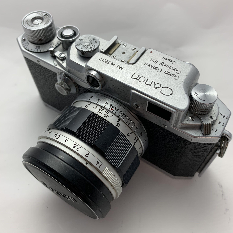 キャノンのカメラを高額買取しました! 長野県のお客様