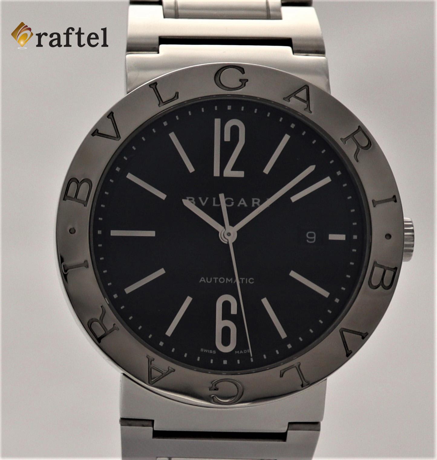 ブルガリの時計を高額買取しました! 茨城県のお客様
