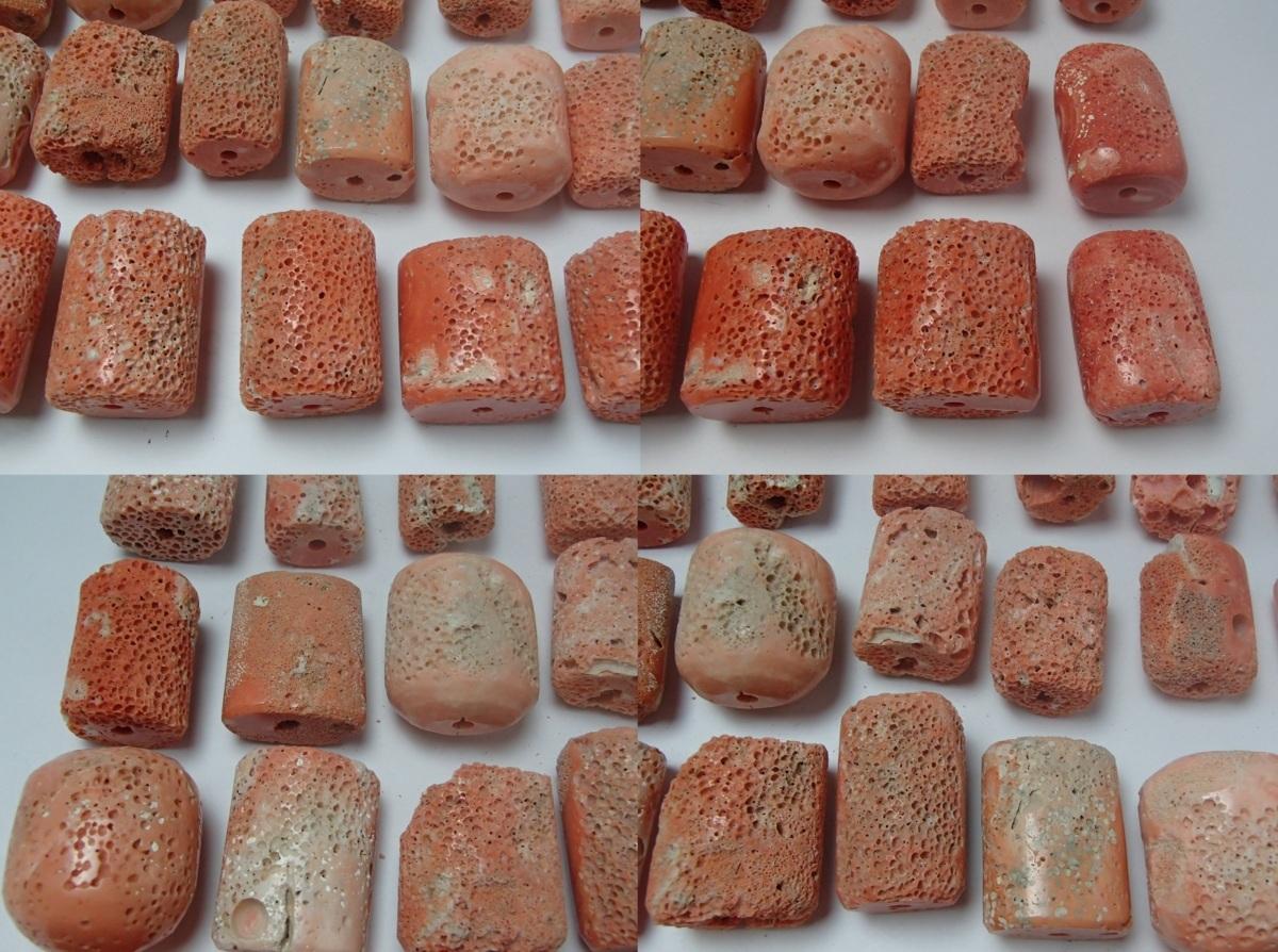 桃珊瑚のルースを高額買取しました! 長野県のお客様